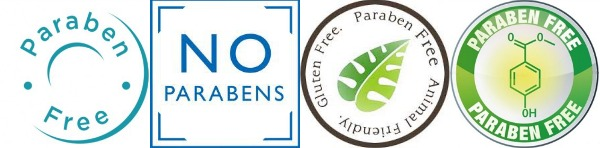 paraben-free-labels